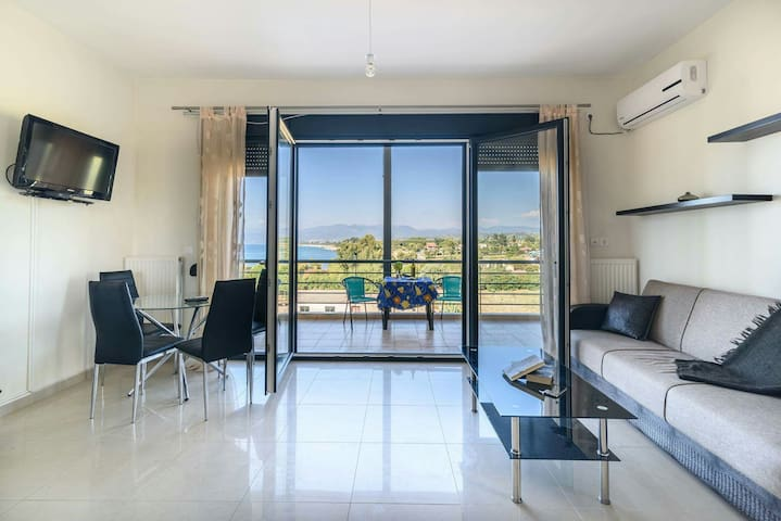 Kyparisia on the beach apartment - Kyparissia - Wohnung