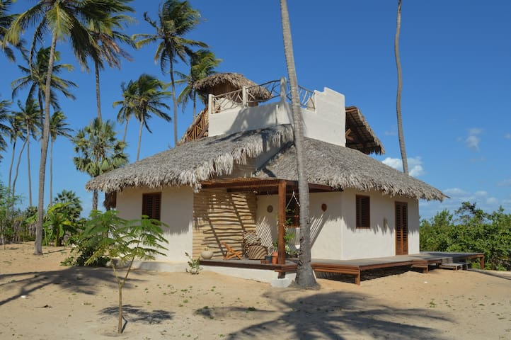 Casa Feliz - large beach house Tatajuba