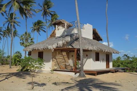 Casa Feliz - grande maison de plage Tatajuba