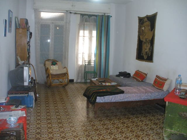 Grand appartement Alger centre. Agréable. Central. - Alger Centre - Leilighet