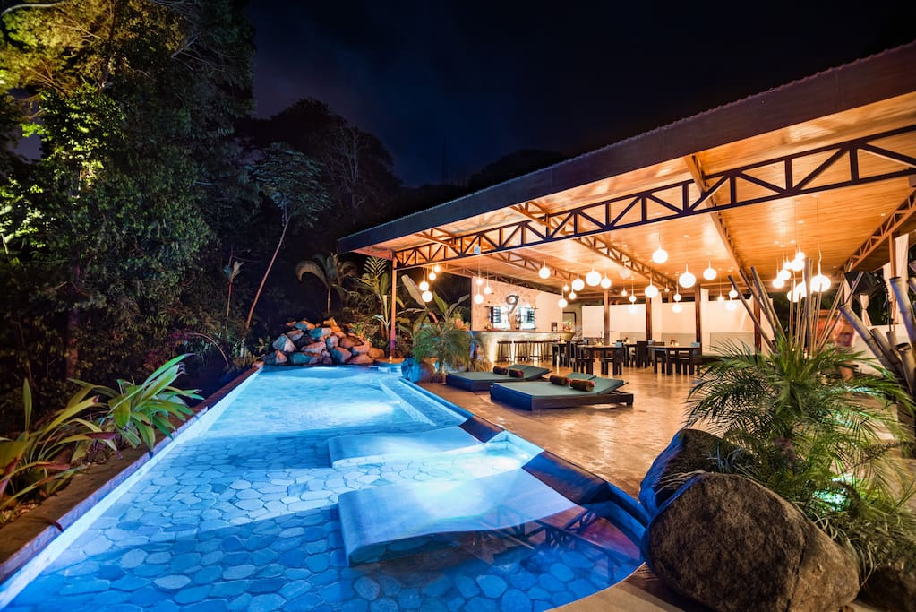 Vista celestial luxury villas villas for rent in uvita for Villas for rent in costa rica