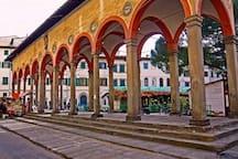 Nearby the apartment - Piazza dei Ciompi