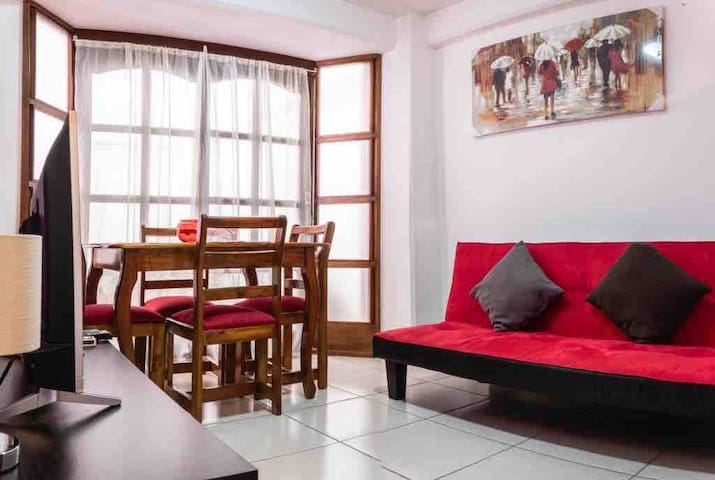 COZY HANDY COMFORTABLE APARTMENT AT SAN JOSE