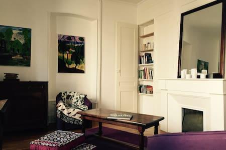 """Belle maison de ville """"la paloma bianca"""" - Vienne - Hus"""