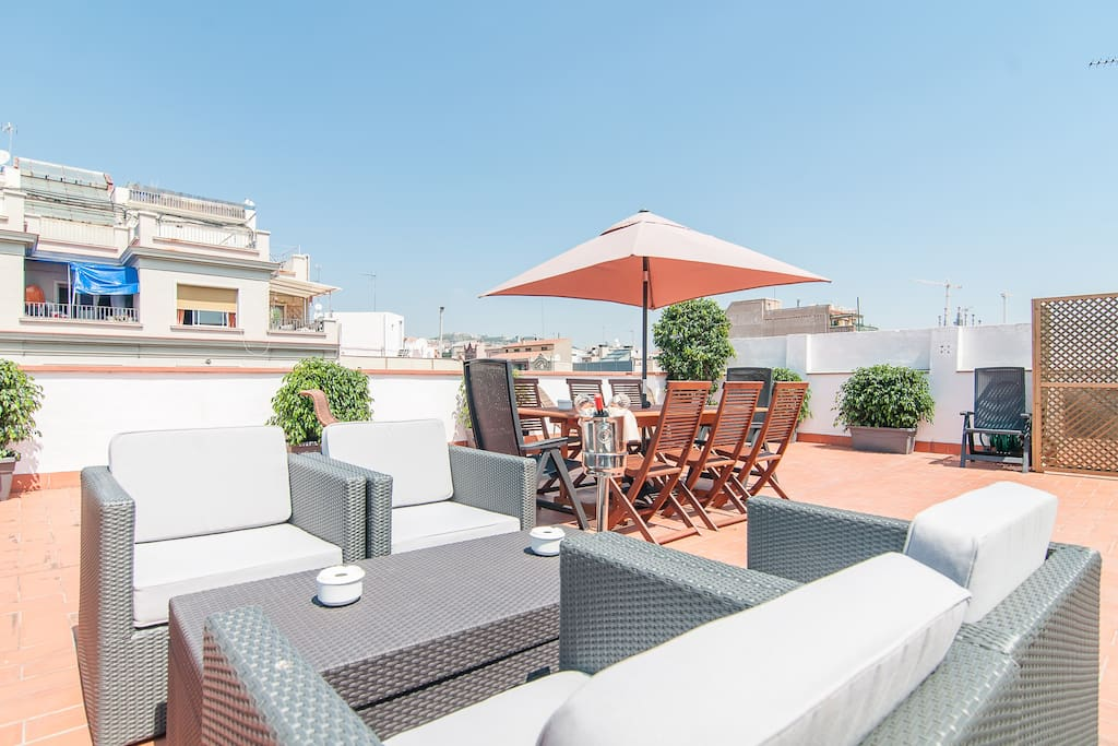 Barcelona Serviced Apartments For Rent