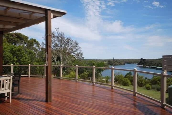 The Deck in Nelson Victoria