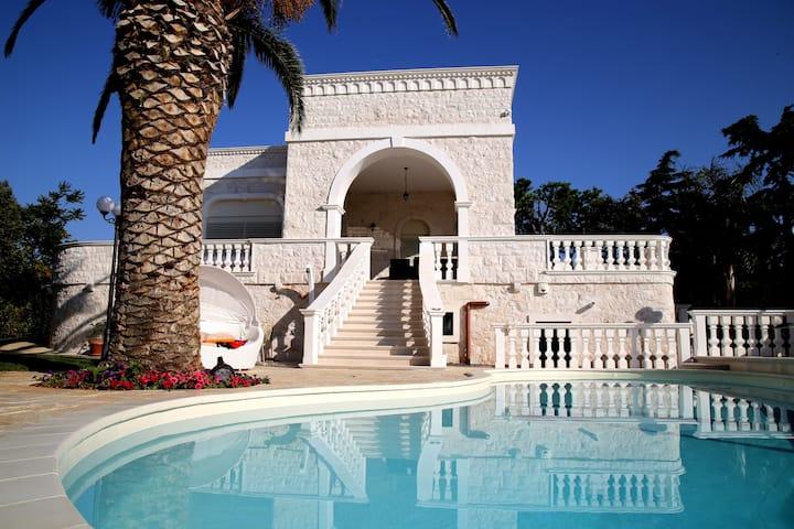 Villa Angelina 1.Og re