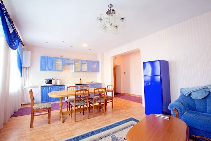 AMAZING DOWNTOWN CHISINAU LUX 1BR - Chisinau - Apartment