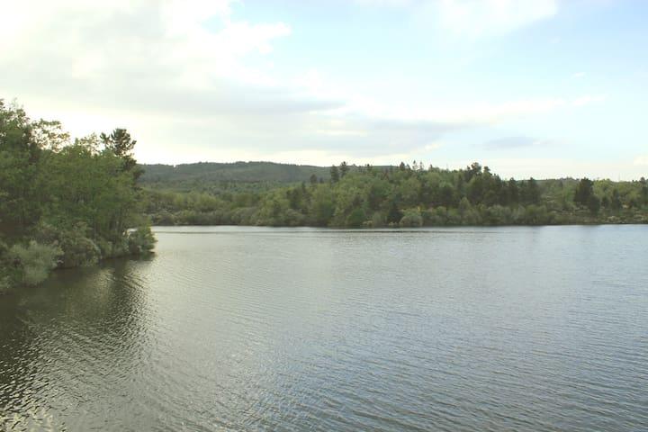 Capinha Dam
