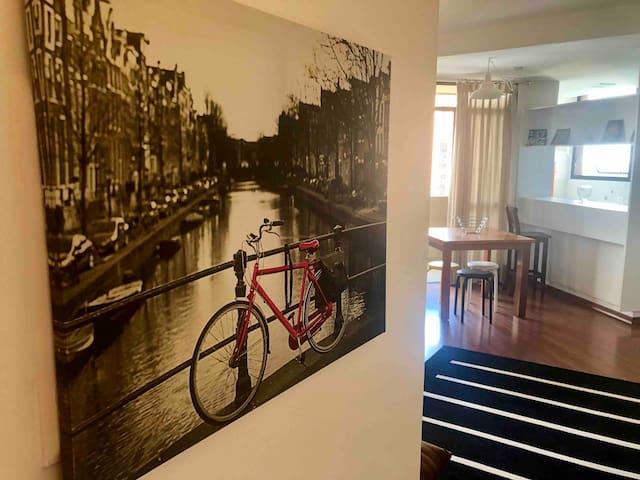 The Hill Residence - Apartamento INTEIRO em Hotel!