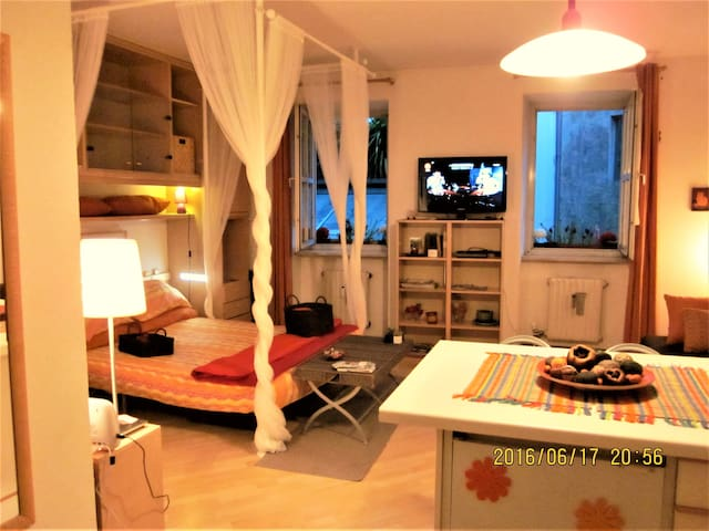 Small apartment in old town - บอลซาโน