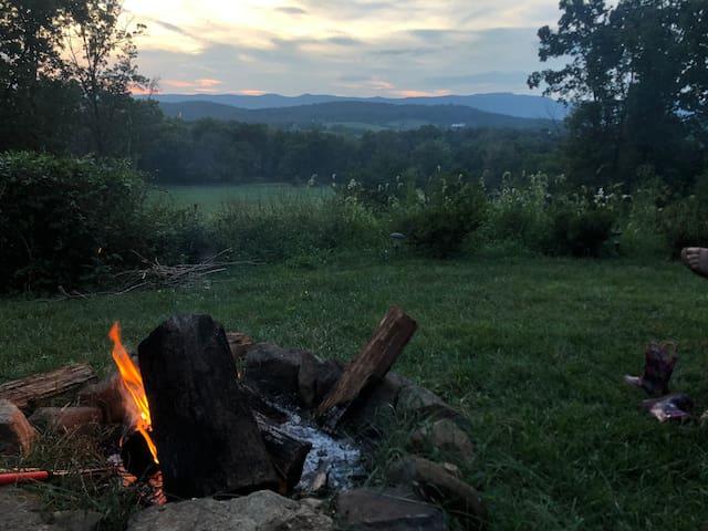 Shenandoah Sunsets