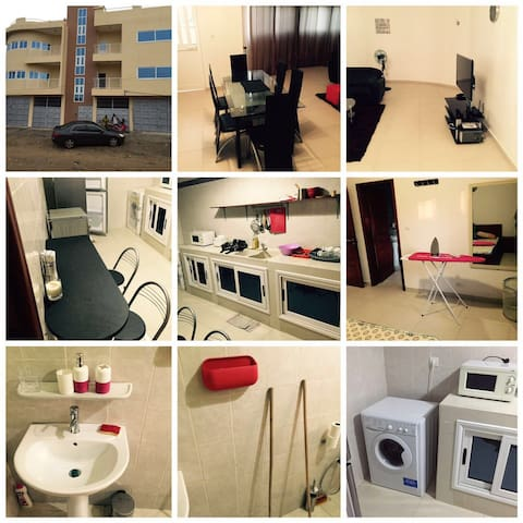 Somptueux appartement pour passer son séjour - Cotonou - Kondominium