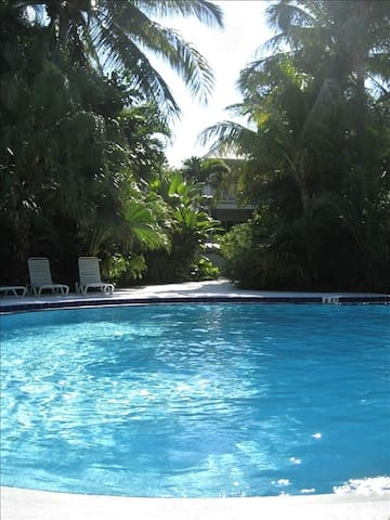 Key West 2 BR Town Home