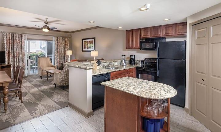 1 Bedroom Suite * Wyndham Nashville