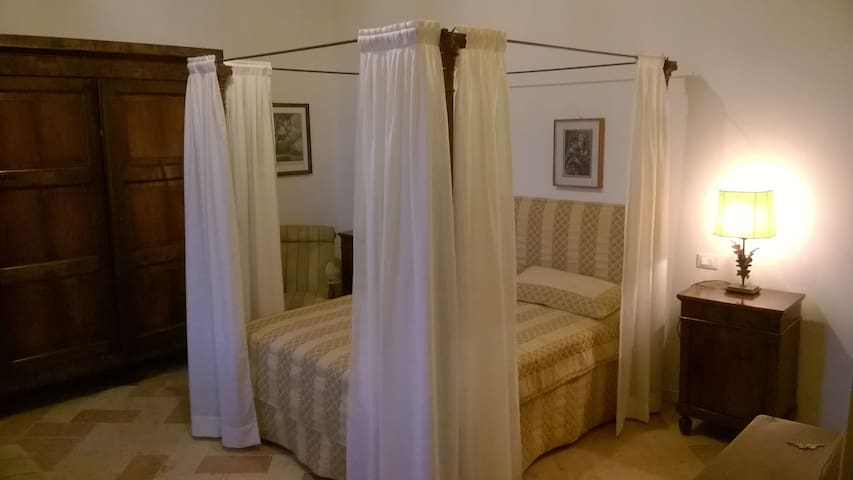 B&B La casa nel Borgo / Camera Delta - Castelfranco D'oglio - Bed & Breakfast