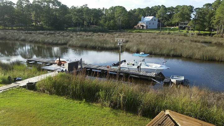 Fish/Kayak on the Bayou