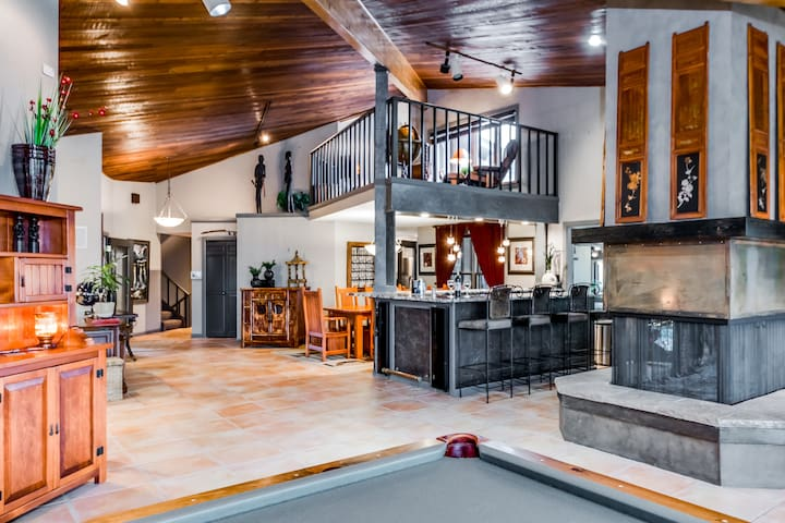 Luxury at its best with beautiful Pikes Peak views