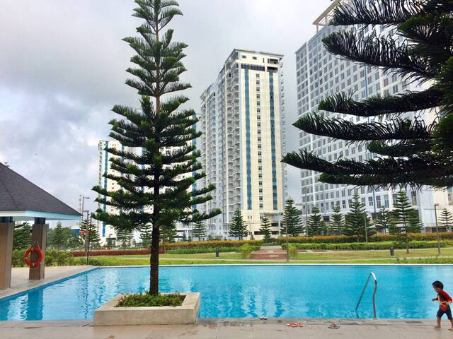 SMDC Wind Residences Tagaytay Staycation