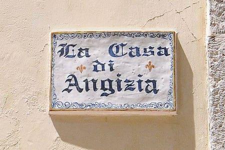 CASA DI ANGIZIA2 IDEALE PER FAMIGLI - Gagliano Aterno - Apartmen
