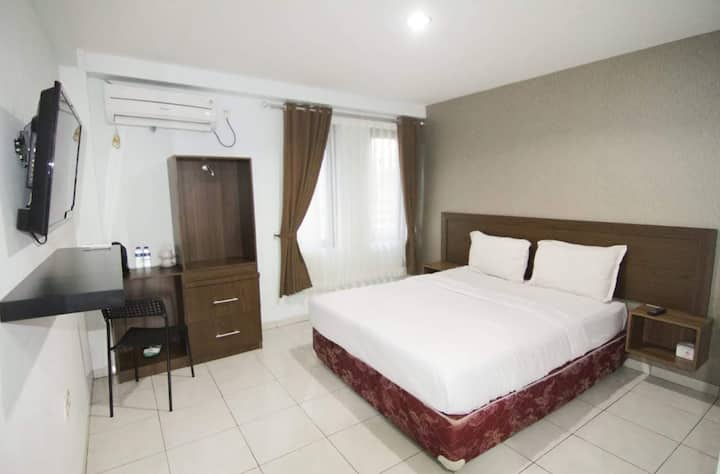 Nice Superior Double at Grand Situ Buleud Hotel