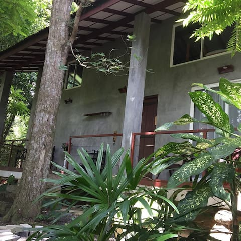 3 Lodge Bungalows with 6 Rooms