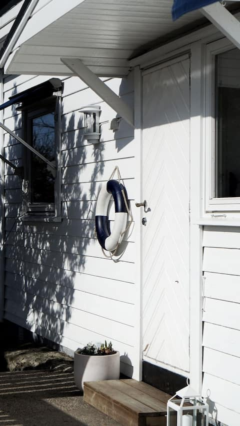 Kodikas vierasmaja idyllisessä Pojassa - Keskus