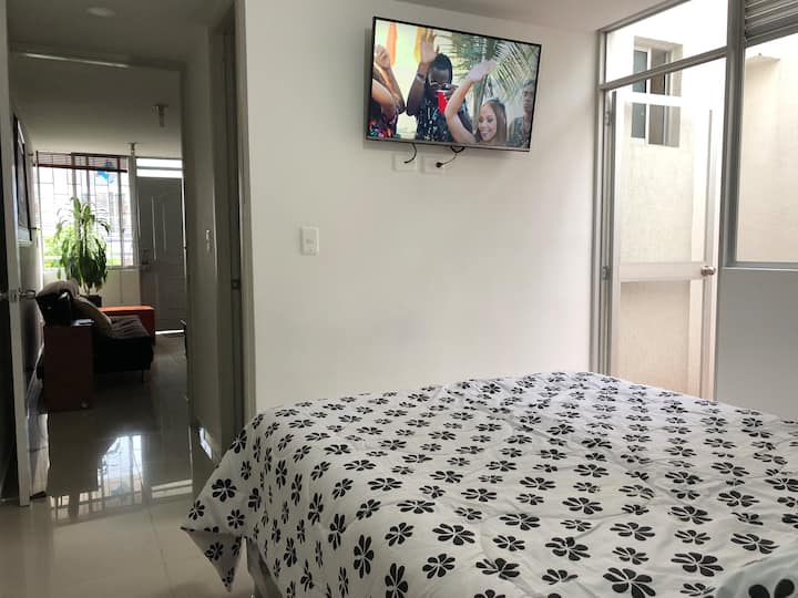Apartment in culinary zone of Ibagué