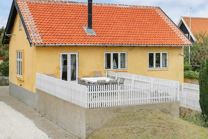 Balmy Holiday Home in Skagen near Sea