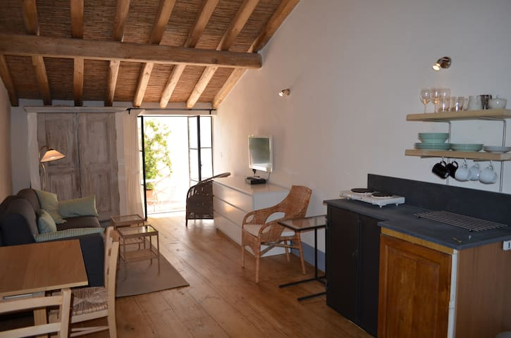 neu renoviertes Studio - Pantasina - Appartement