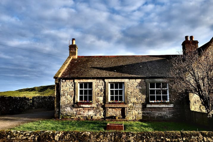 TRAPRAIN FARM HOLIDAY COTTAGE - East Lothian - Casa