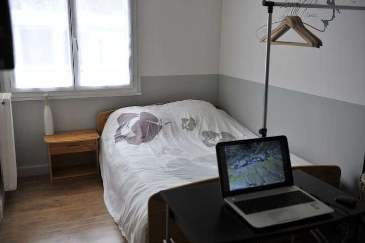 Apartment T3 proximity to the train station - Agen - Agen