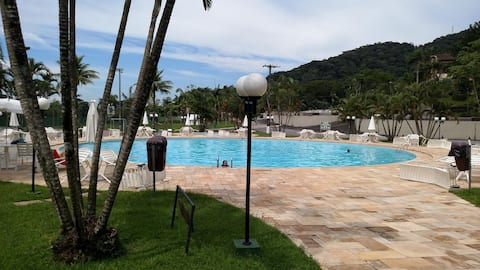 Guarujá - Suite for 3 people