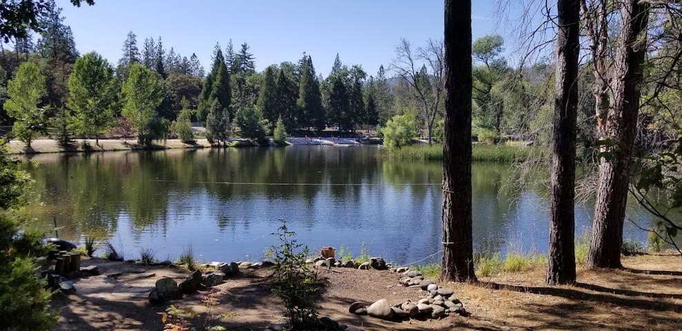 The Vacation Lake Home At Sonora