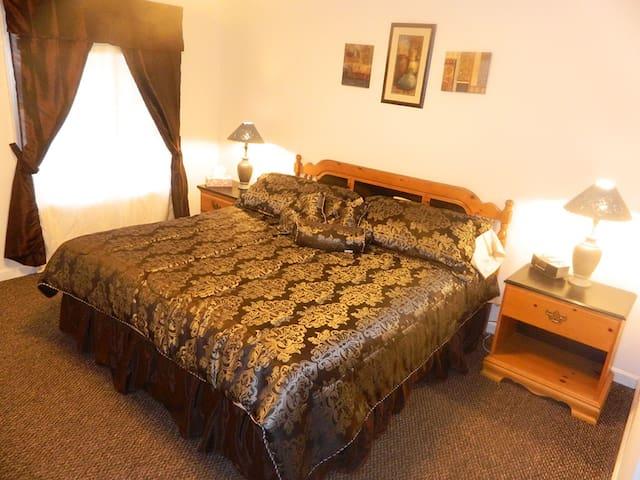 Rural Retreat Winery Suite - Rural Retreat - Appartement