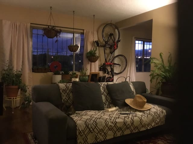 Clean+quiet apt - centrally located - Los Angeles - Apartment