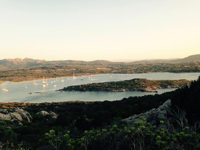 Apt at the sea - Punta Sardegna - Inny