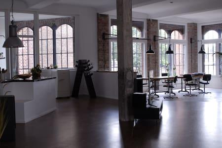 Außergewöhnliches Industrieloft   350m²  Wuppertal - Wuppertal