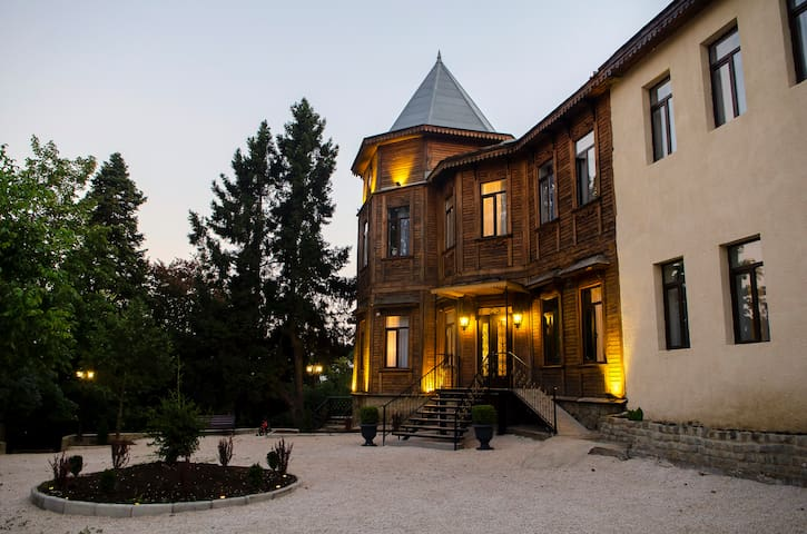 The Vorontsovs Hotel - kojori Room 105