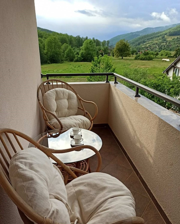 Apartment Bistrica 1 by Farm Stay Montenegro