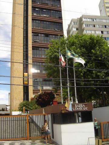 APART HOTEL NA BARRA EM SALVADOR-BA