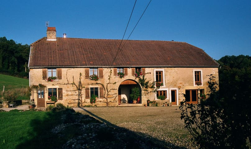Rustic place to French life - Villers-sur-Port - Talo