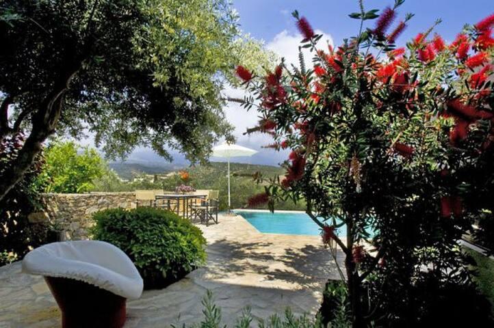 Lemon villa in Istron - Istro - 別荘