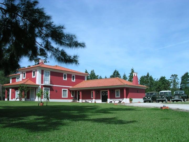 Série II Casa da Ria Turismo Rural