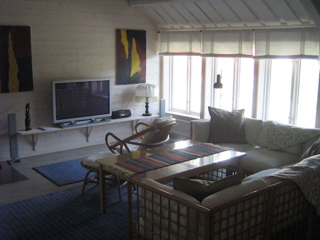 Guest house on Swedish West Coast - Lysekil - Houten huisje