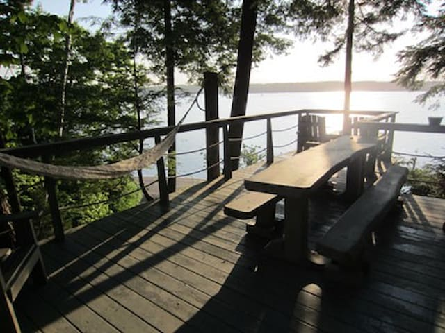 Beach Cottage Sleeps 23 - Stockton Springs - Ev