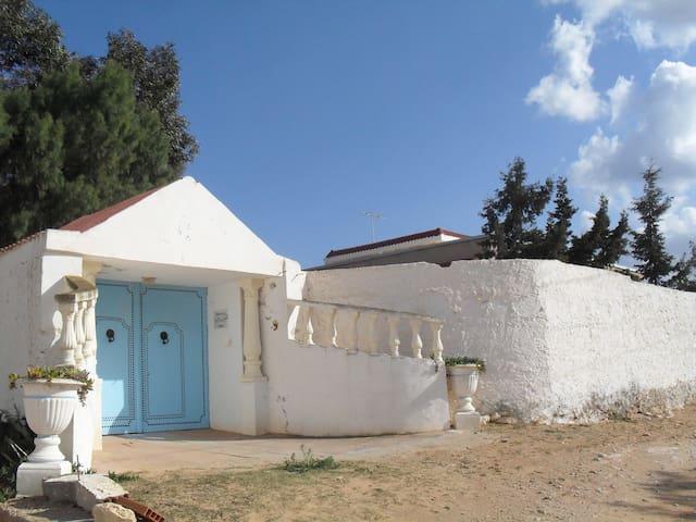Dar Al Mansoura guest house - Sidi Alouane - Inap sarapan