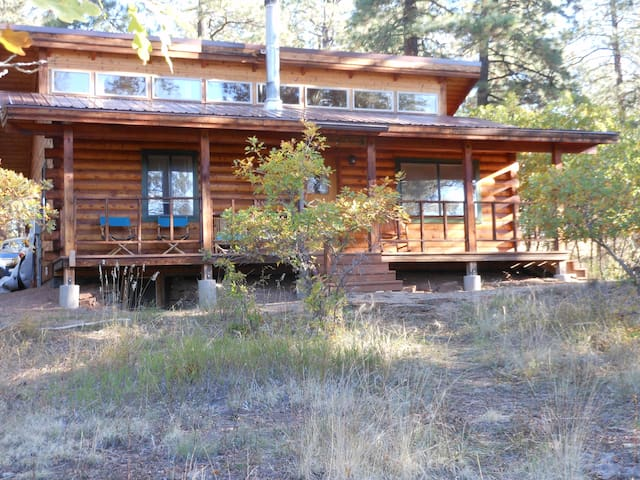 La Plata Mountains Cabin - SW Colorado - Mancos - Stuga