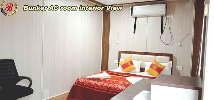 Bunker Suite Room at Bhavya Resort