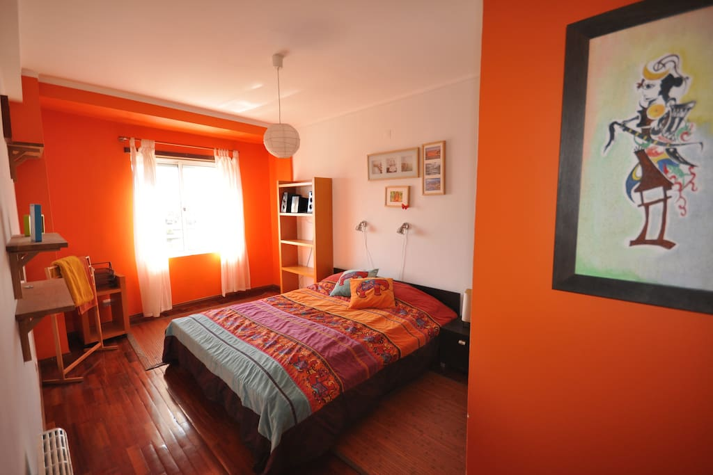 Double and children 39 s bedroom chambres d 39 h tes louer - Chambres d hotes porto portugal ...